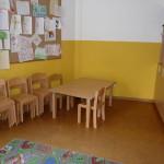 Im Kinderzimmer ist gibt es ein umfangreiches Spieleangebot. Bei vielen Veranstaltungen werden hier die Kinder von Babysittern betreut.